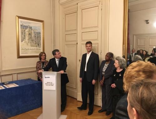 La Maison médaillée par la Mairie de Paris !