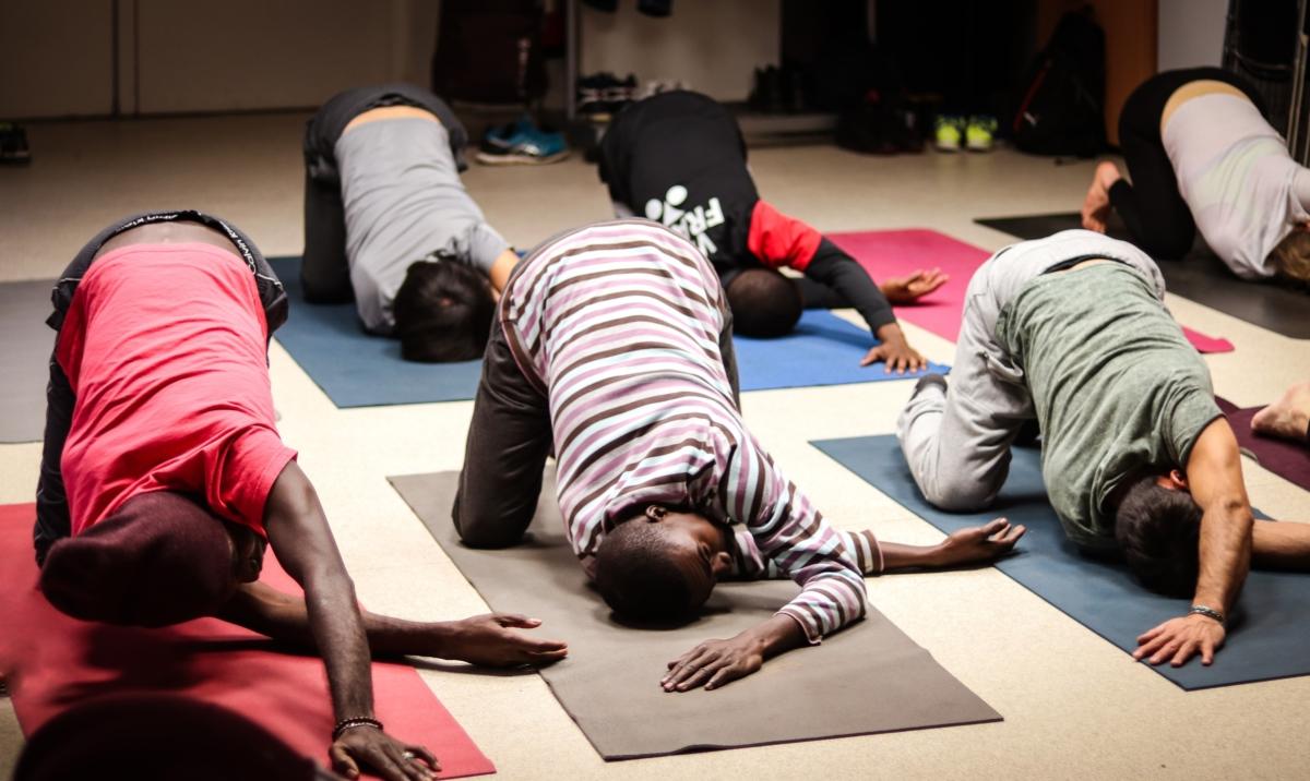 Photo de Yoga