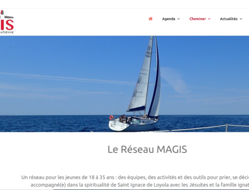 Un nouveau site internet pour le Réseau Magis