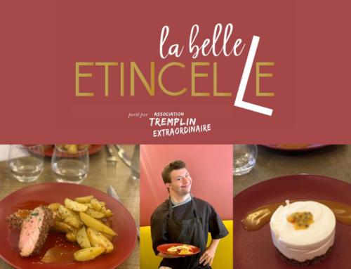 Découvrez le projet d'un Coworker : le restaurant La belle Etincelle