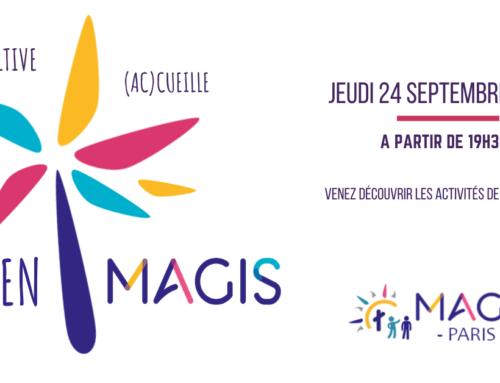 Le 24 septembre, c'est Open Magis !