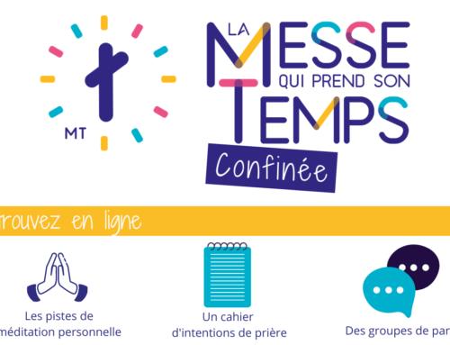 Les pistes de la Messe qui prend son Temps