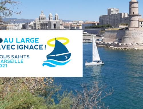 """""""Au large, avec Ignace !"""" – Rassemblement de la Famille ignatienne à Marseille à la Toussaint 2021"""