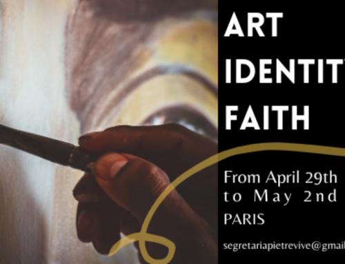 """""""Qui suis-je ? Art, Identité, Foi"""" – Formation internationale en ligne avec Pierres Vivantes, du 29 avril au 2 mai"""